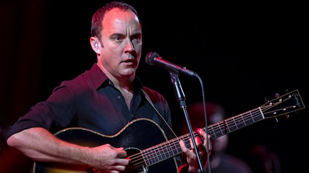 gty dave matthews mi 130715 16x9 608 Instant Index: Dave Matthews Picked Up by Fans on Way to Concert