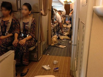 Singapore Airlines News, Photos and Videos - ABC News