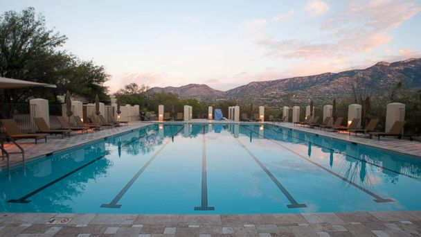 PHOTO: The Miraval Resort in Tucson features sleek and modern rooms, suites and villas.