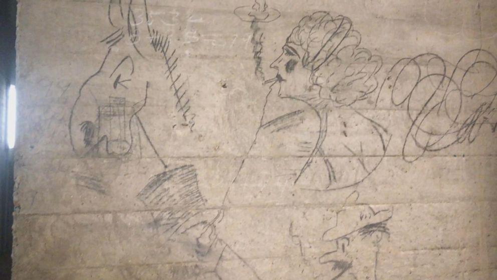 Take A Historic Graffiti Tour Under The Lincoln Memorial