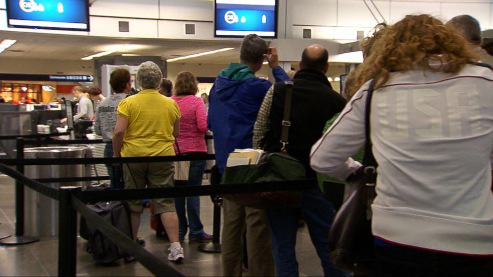 WATCH:  TSA adding agents before busy summer travel season
