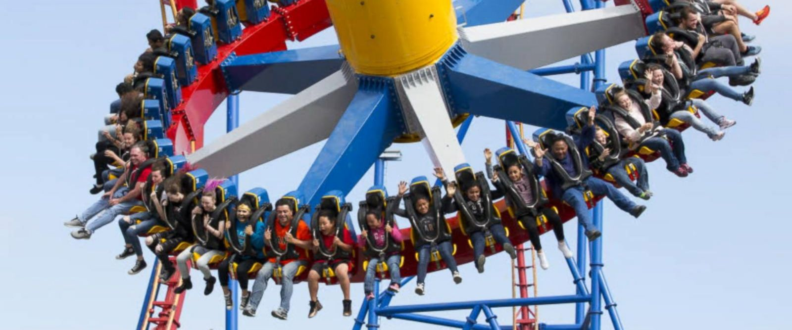 VIDEO: Best amusement parks for families in 2017