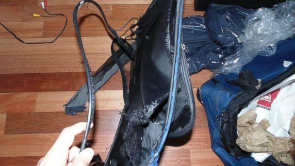 ABC 2020 luggage jtm 140115 16x9 608 PHOTOS: Argentina Couples Lost Luggage Returned Smashed, Items Missing