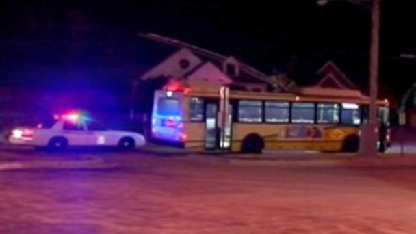 ABC bus shooting jef 140224 16x9 608 Religious Book Saves Bus Drivers Life From Gunshots