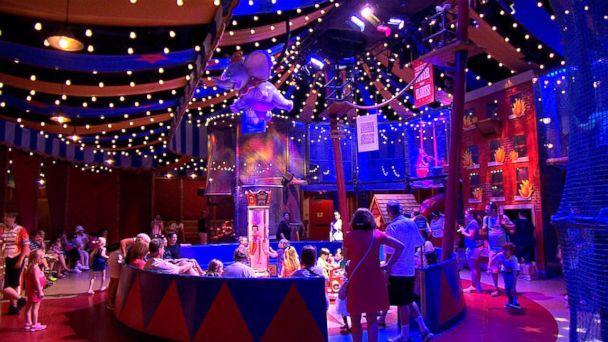 ABC disney lines mar 140422 16x9 608 Disney Theme Parks Reimagining the Wait in Line