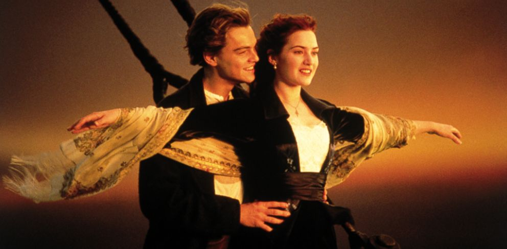 Image result for leonardo dicaprio in titanic