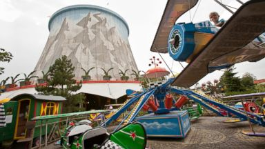 PHOTO: Go inside the worlds most bizarre theme park, built around an abandoned nuclear power station.