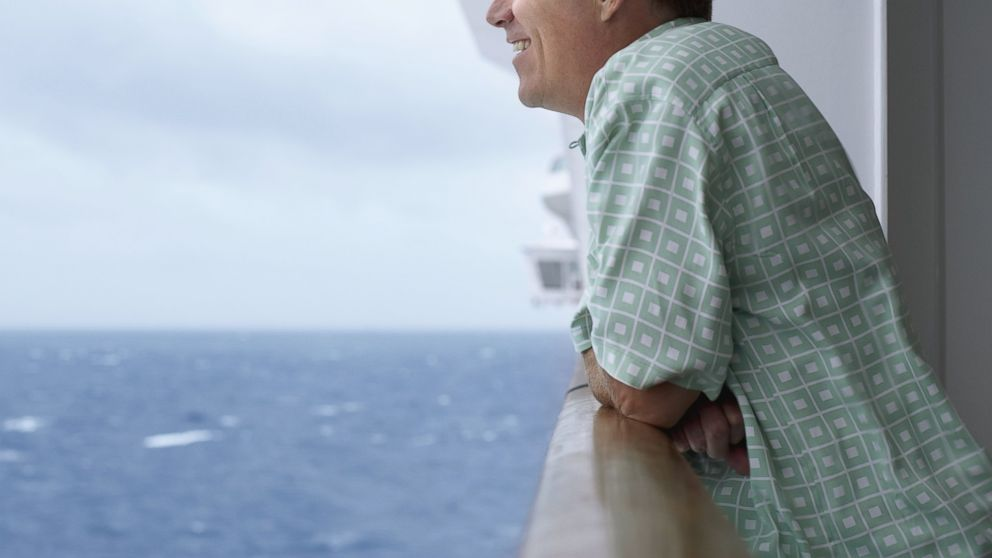 PHOTO: Carnival Cruise Lines latest to ban smoking on cabin balconies.
