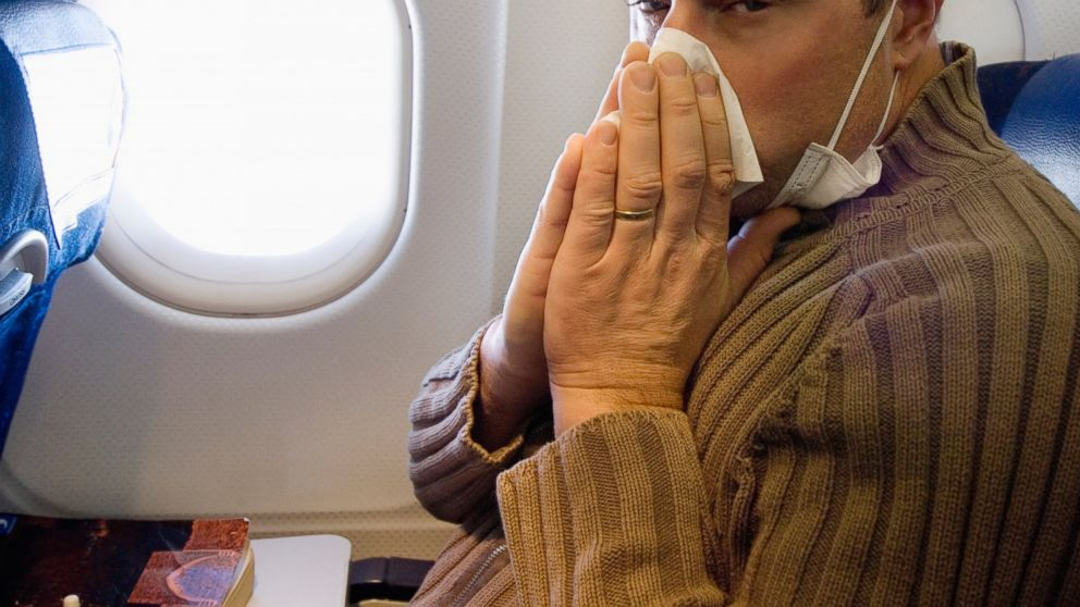 "PHOTO: SWISS Airline will offer the worlds first ""allergy-friendly"" flights."