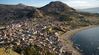 PHOTO: Copacabana, Bolivia