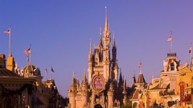 PHOTO: Walt Disney World in Orlando, Florida is seen here.