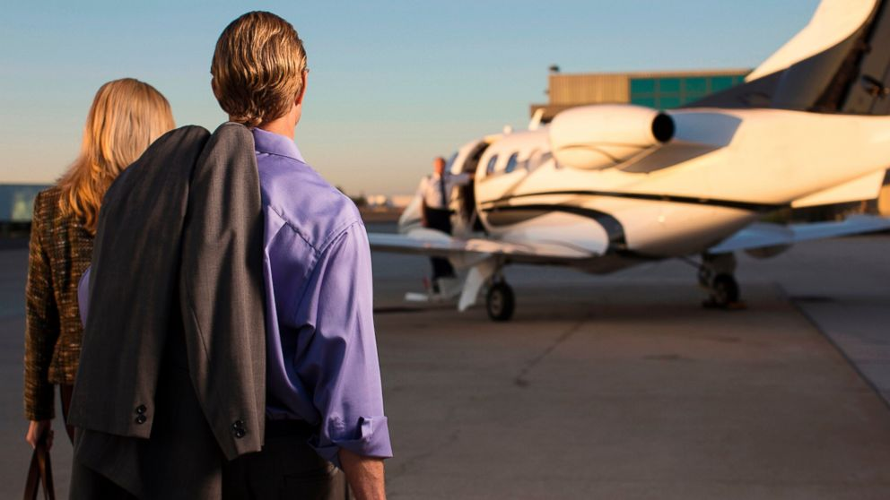 PHOTO: Is air travel becoming a perk of wealthy elites, and common folk need not apply?