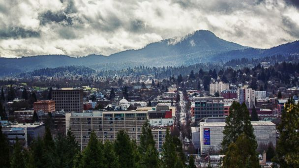 PHOTO: Eugene, Oregon