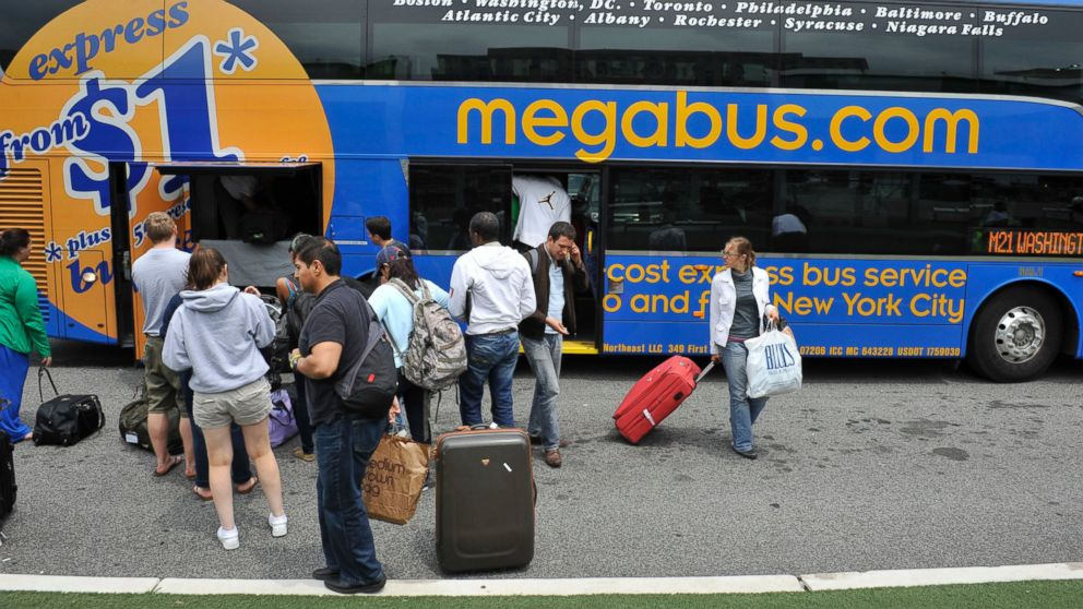 Megabus Introduces Reserved Seating Abc News
