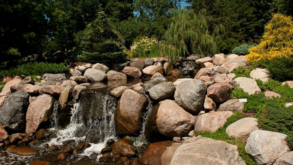 PHOTO: The Minnesota Landscape Arboretum stretches 1,100 acres and features 32 specialty gardens that house more than 5,000 plant varieties.
