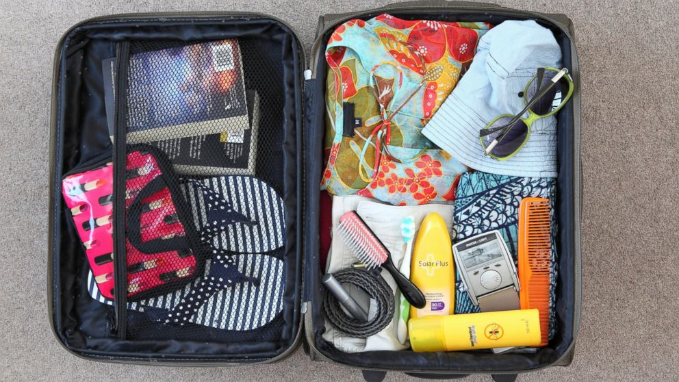How to Pack a Carry-on With Everything You Need - ABC News