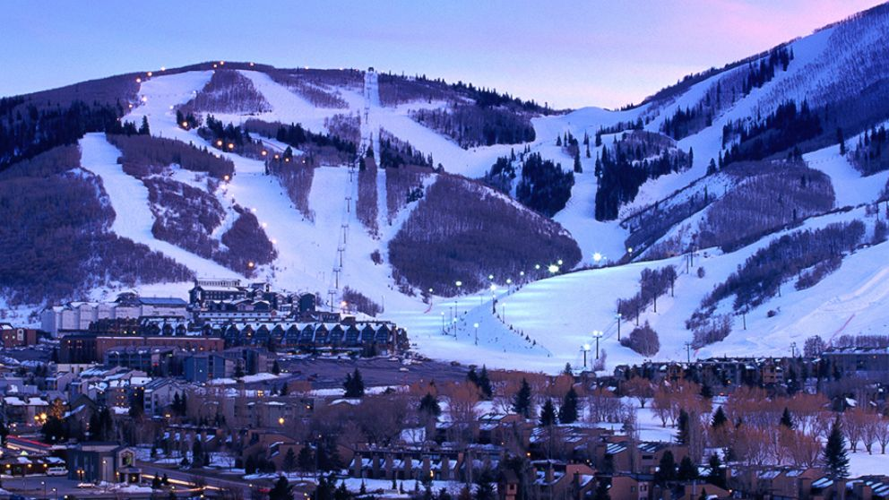 PHOTO: A view of Park City, Utah.