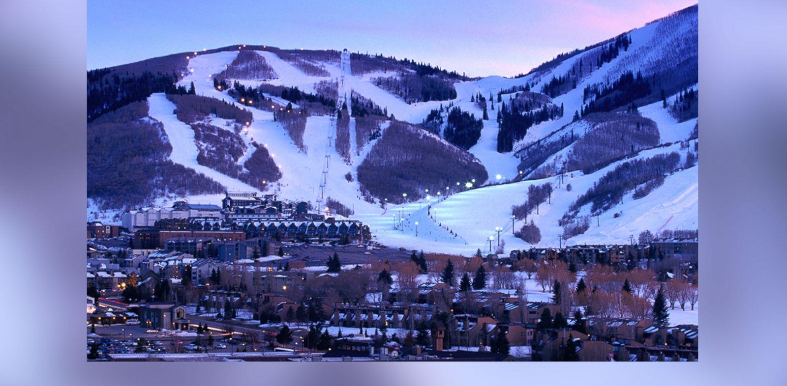PHOTO: A view of Park City, Utah.