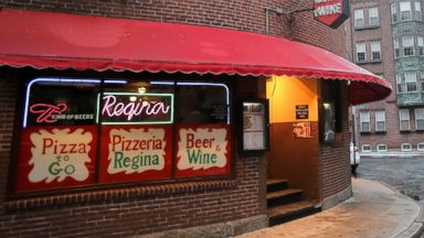 PHOTO: Bostons famous Pizzeria Regina made TripAdvisors top 10 list of pizza restaurants in the U.S.