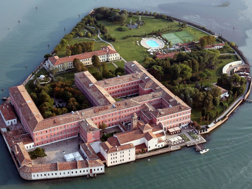 PHOTO: The San Clemente Palace Hotel & Resort is pictured on Sept. 1, 2008 in Venice, Italy.