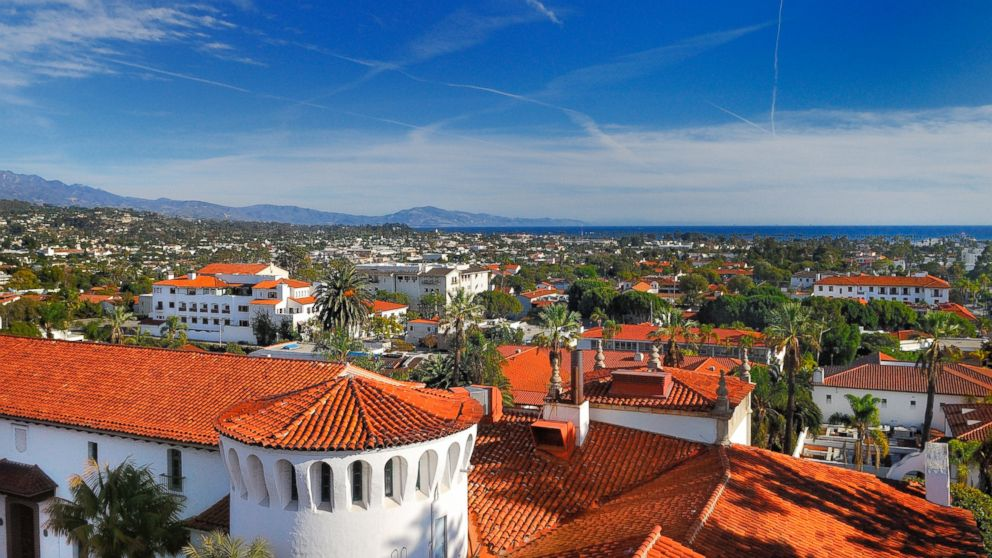 PHOTO: Pictured is Santa Barbara, Calif.
