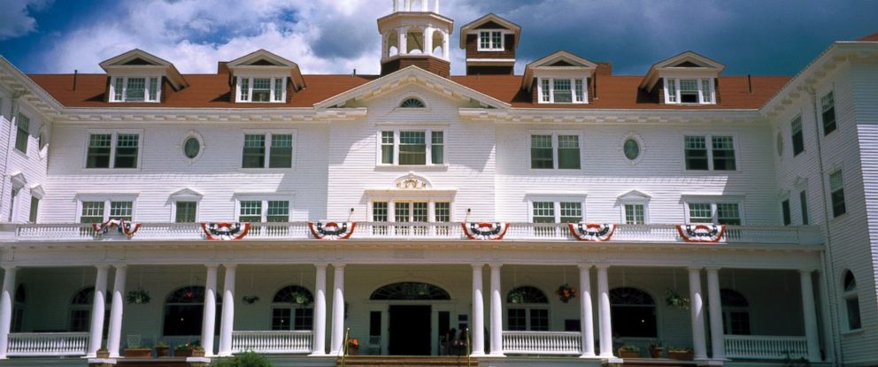 "PHOTO: The Stanley hotel in Estes, Colorado, wants to open the ""worlds first"" horror museum."