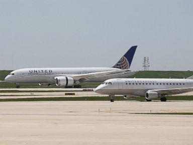 United Airlines Flight Diverted After Emergency Evacuation Slide Deploys