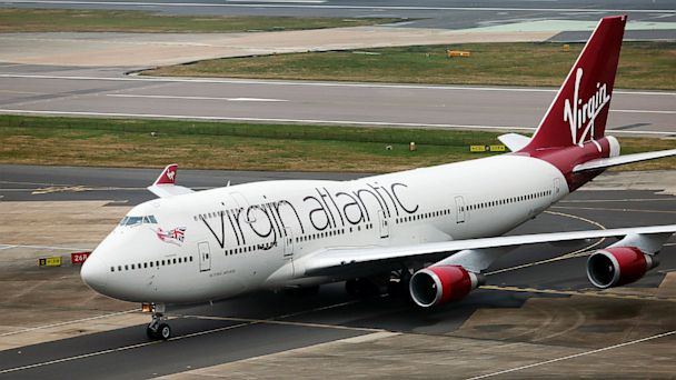 GTY virgin atlantic jef 130819 16x9 608 Stranded Virgin Atlantic Passengers Sleep All Over the Floor at Airport