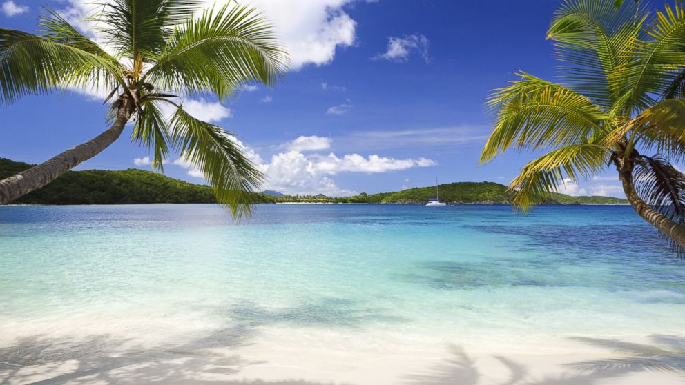 Us virgin island tourism