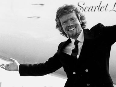 Photos: Travel Back in Time to Virgin Atlantic Circa 1984