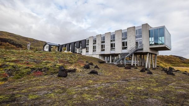 PHOTO: Try something different at the ION Luxury Adventure Hotel in Iceland.