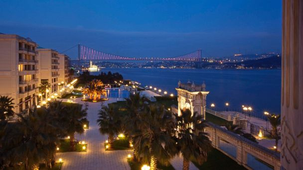 PHOTO:Ciragan Palace Kempinski, Turkey