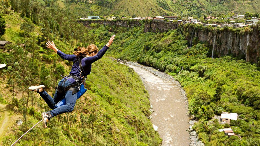 PHOTO: Banos de Agua Santa, Ecuador