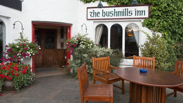 PHOTO: Bushmills Inn, Ireland