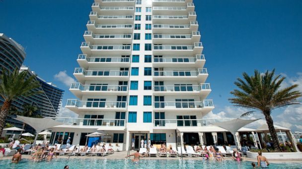 PHOTO: The Hilton Fort Lauderdale in Florida is pictured here.