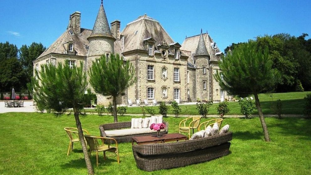 6 Jaw Dropping Castles For Rent Abc News