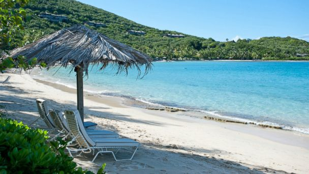 PHOTO: Rosewood Little Dix Bay, British Virgin Islands