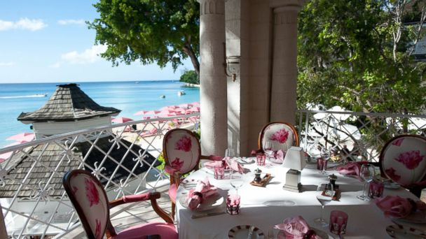 PHOTO: Sandy Lane, Barbados