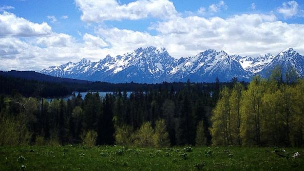 PHOTO: Teton views from Snow King
