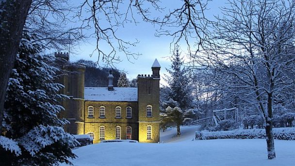 PHOTO: Luxury Yorkshire Castle