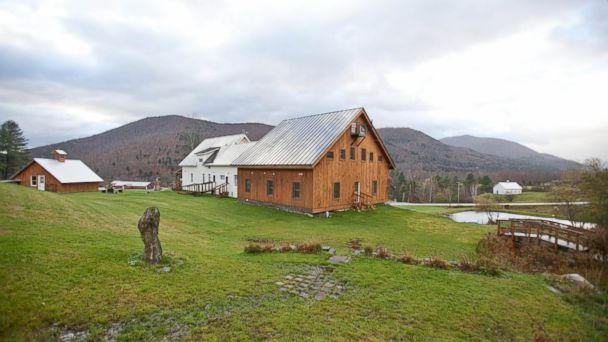 PHOTO: The Amee Farm in Pittsfield, VT is pictured here.