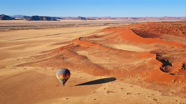 PHOTO: Sossusvlei, Namib-Naukluft National Park, Namibia