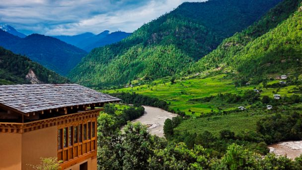 PHOTO: Resort-Hop in Bhutan and Run a Marathon.