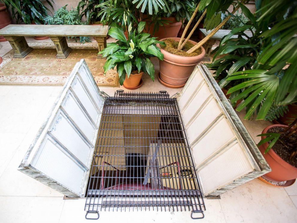 Unlocking The Hidden Doors Inside The Biltmore Estate - Abc News