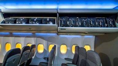 PHOTO: Boeing is adding spacious new overhead bins to the 737.