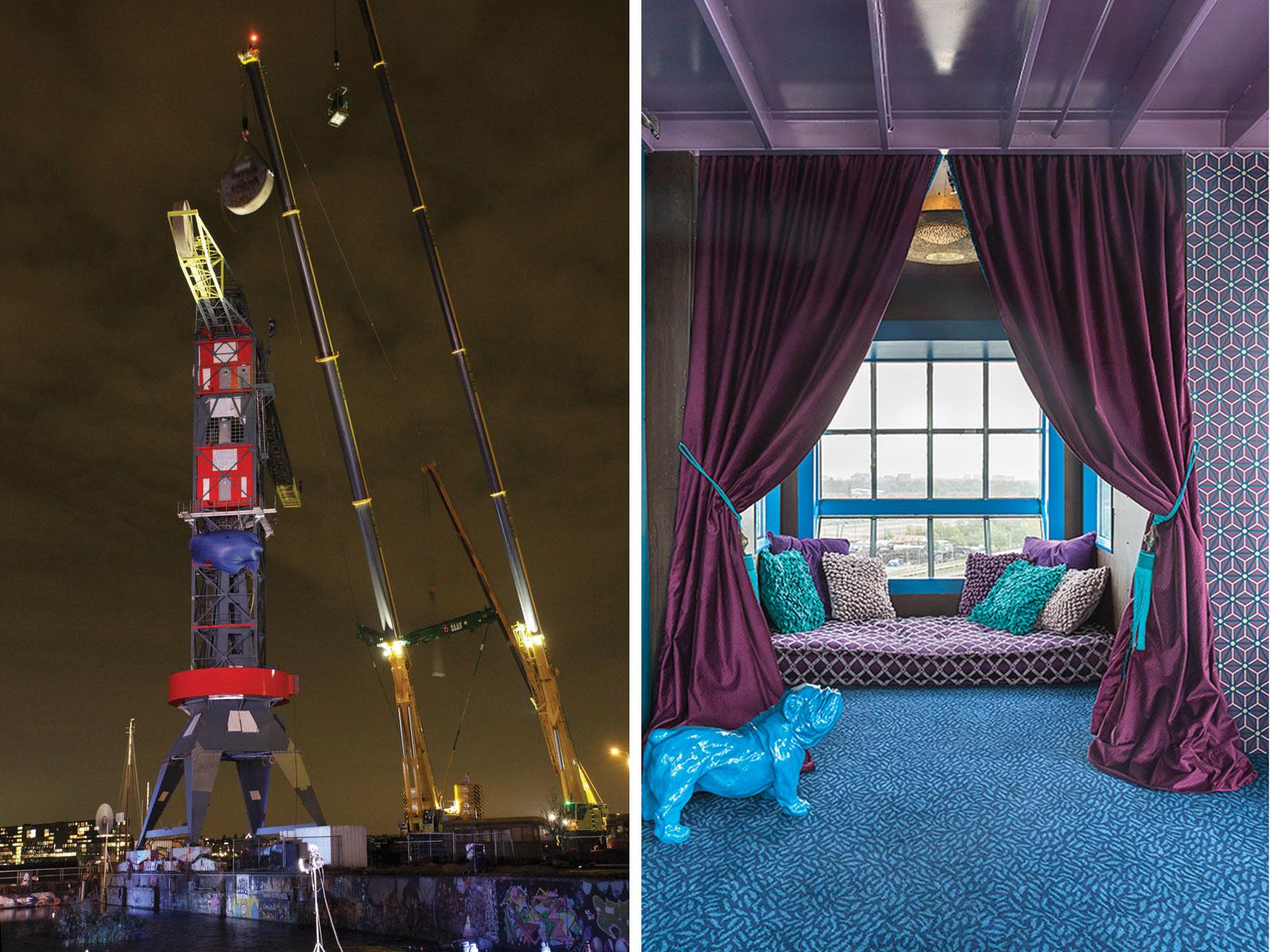 Crazy Crane Hotel