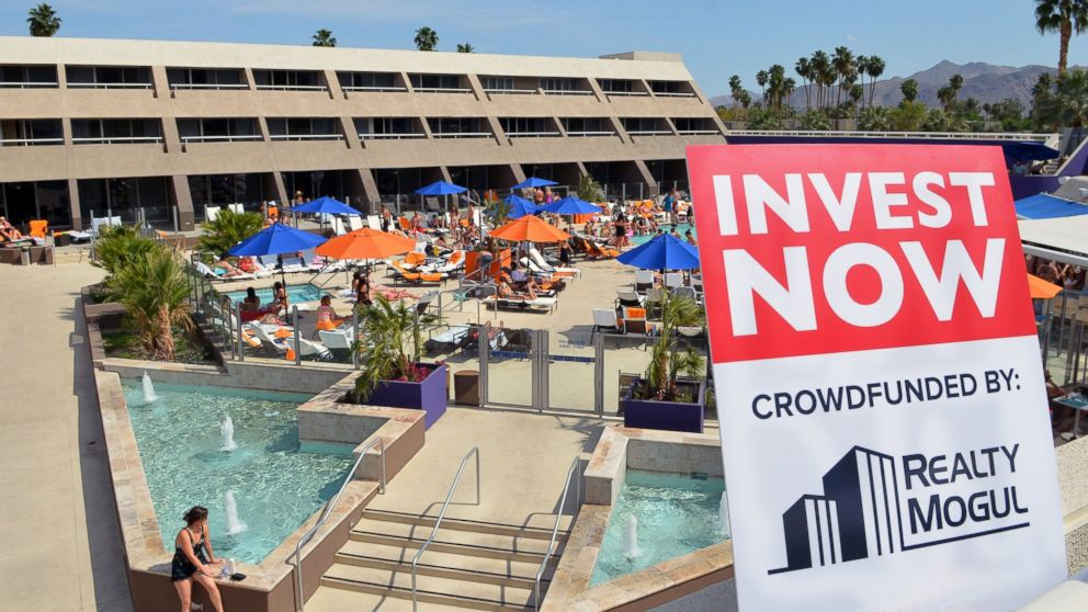 PHOTO: Hard Rock Hotel Palm Springs to be the first crowd-funded hotel in the world.