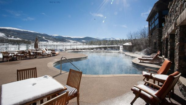 PHOTO: The Devils Thumb Ranch Resort in Tabernash, CO is pictured here.