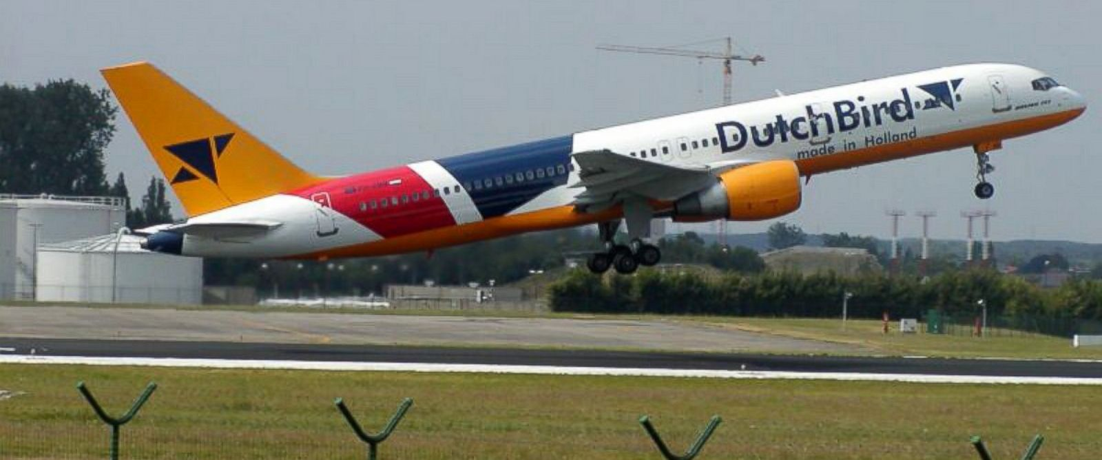 PHOTO: Dutchbird was a charter airliner based in Amsterdam that no longer operates.