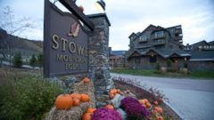 PHOTO: Stowe Mountain Lodge
